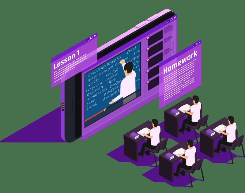 کلاس آنلاین تیزهوشان موسسه صدشو
